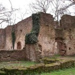 Salföldi kolostorrom